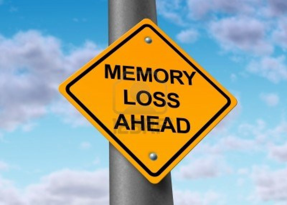 Brain Dysfunction Symptoms – Memory Loss | HUMANITY HIKER